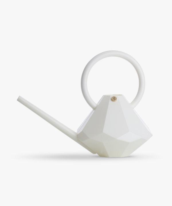 arrosoir design blanc