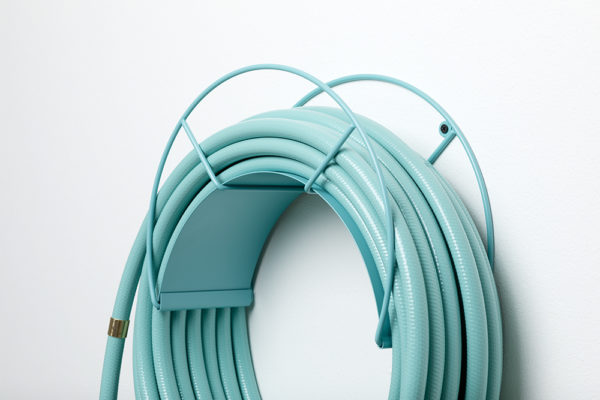 tuyau arrosage turquoise